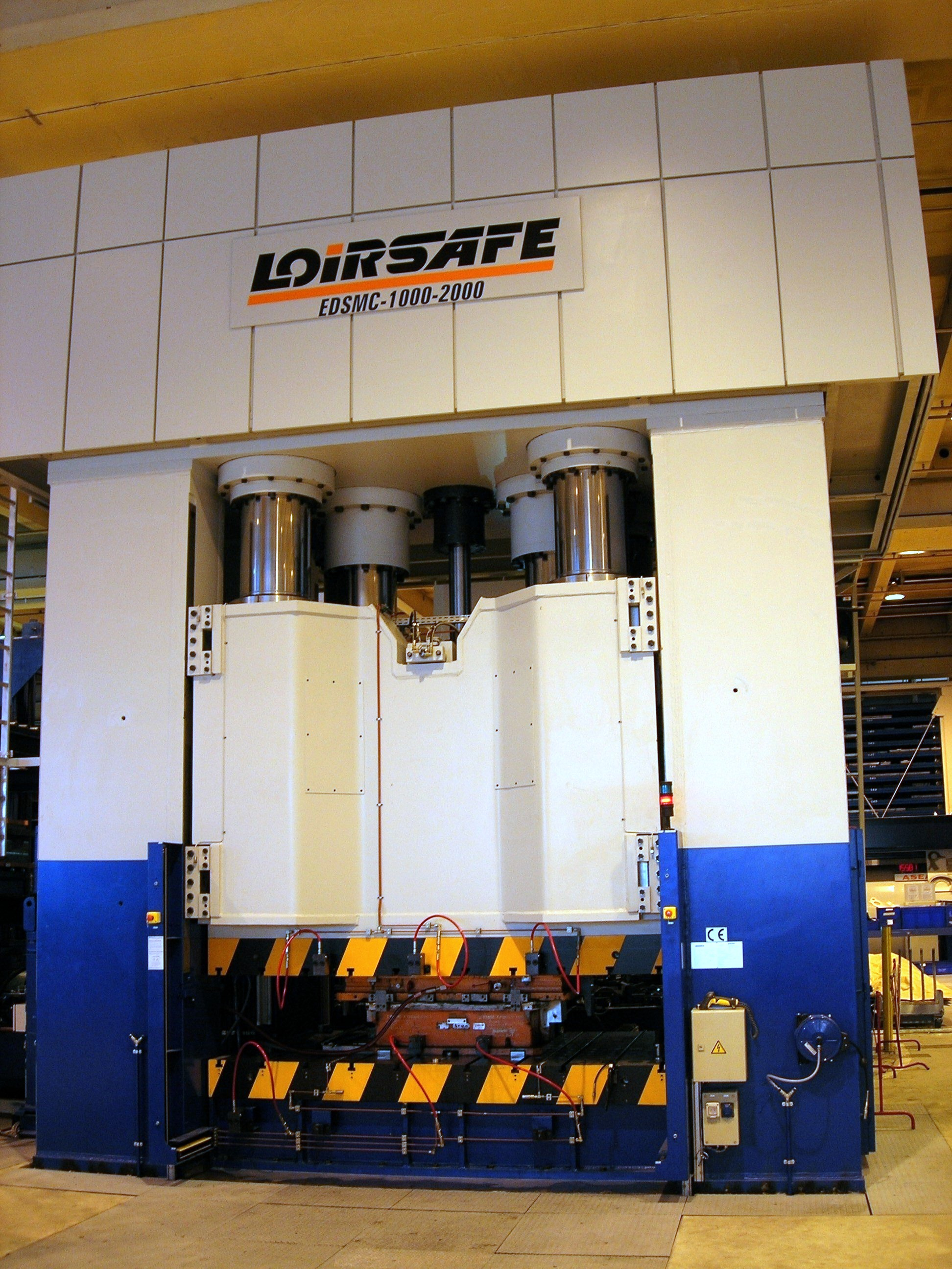 Presses for Aerospace or Aircrafts Parts 2
